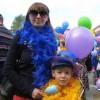 Мать-одиночка Ольга, Россия, Тобольск, с 2 детьми познакомится с мужчиной.