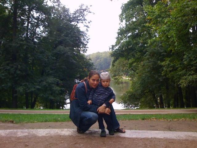 Ольга, Россия, Дмитров, 40 лет, 3 ребенка. Хочу найти Никого, уже нашла; )
