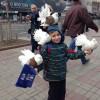 Киев, парад, ноябрь 2013