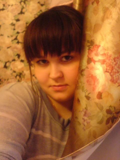 Анна, Россия, Озёры, 28 лет