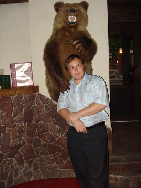 Владимир, Россия, Усинск, 36 лет