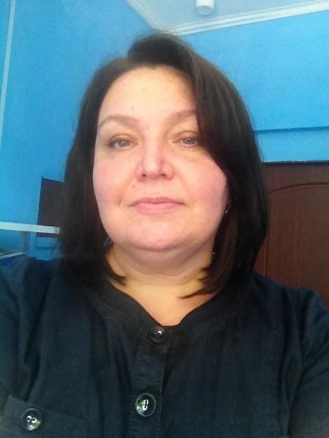 Татьяна, Россия, ст.Павловская, 45 лет