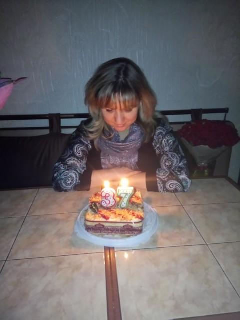 Вера, Россия, Москва, 37 лет