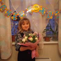 Вера, Россия, Москва, 40 лет