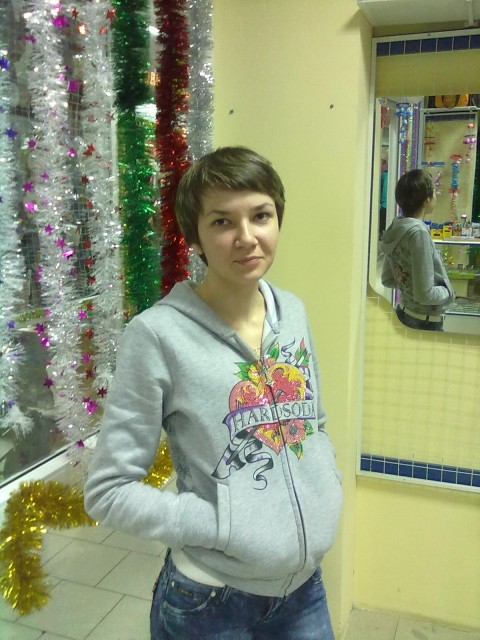 Надя, Россия, п.Локоть, 34 года