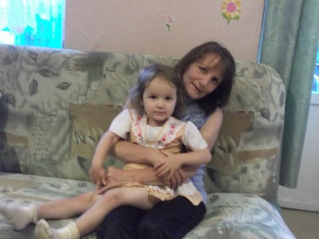 тамара, Россия, Егорьевск, 55 лет