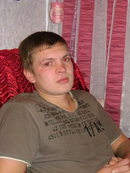 Евгений, Россия, Тутаев, 35 лет