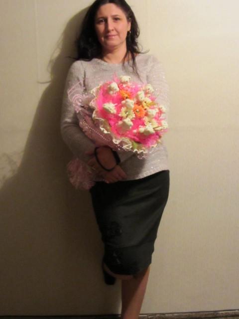Светлана, Россия, Дубна, 46 лет
