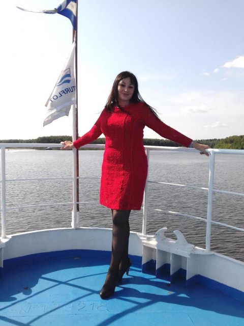 Екатерина, Россия, Санкт-Петербург, 47 лет