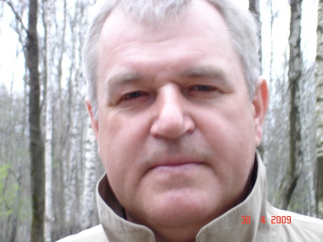 Александр, Россия, Химки, 60 лет