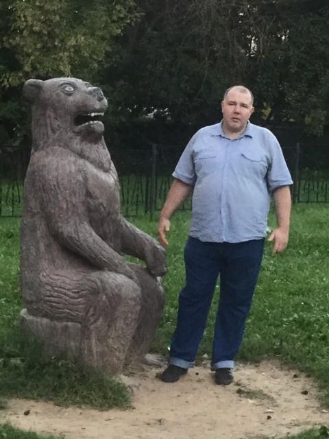игорь, Россия, Одинцово, 42 года. Он ищет её: женщину, любимую, спокойную, единственную, что-бы сиськи были.