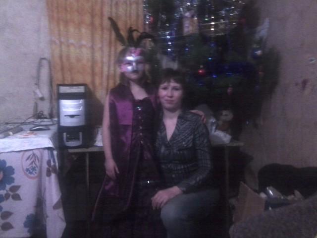 Светлана, Россия, Сасово, 36 лет
