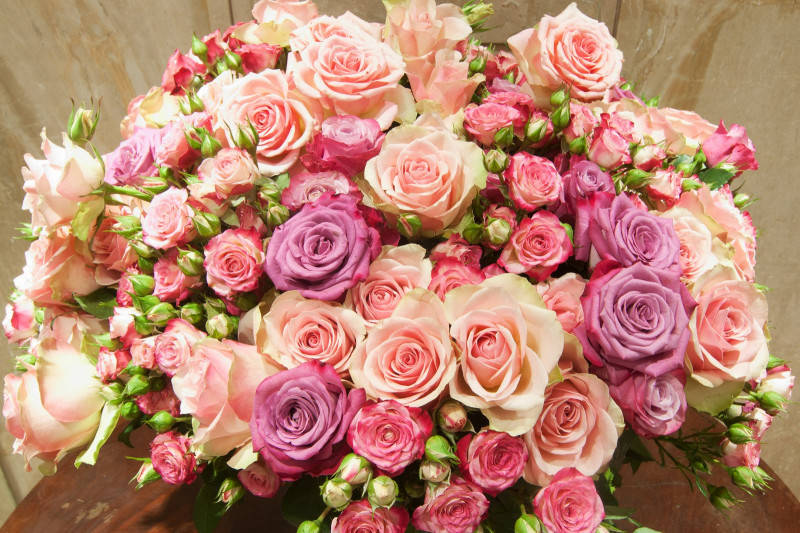 Фото цветы букеты большие с днем рождения картинки, выходом