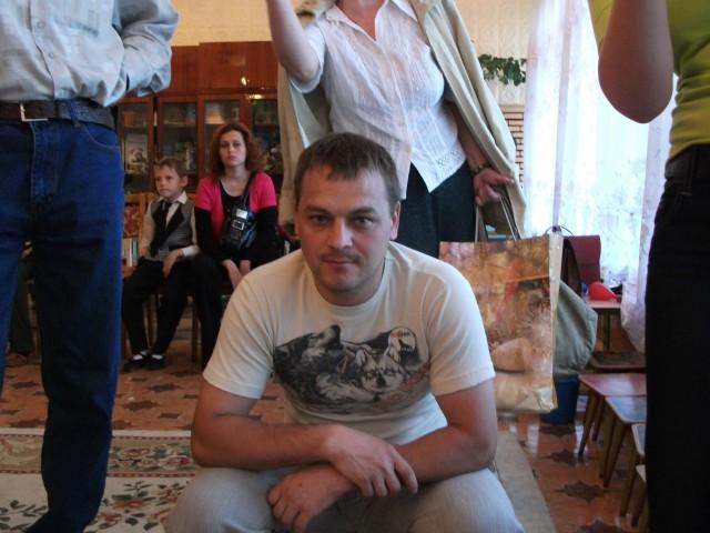 Павел, Россия, Ярцево, 42 года