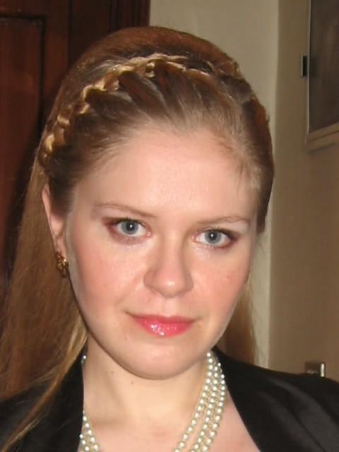 Лидия, Россия, Волоконовка, 35 лет
