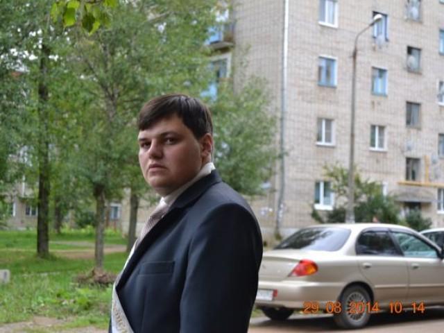 Денис, Россия, Вязьма, 34 года
