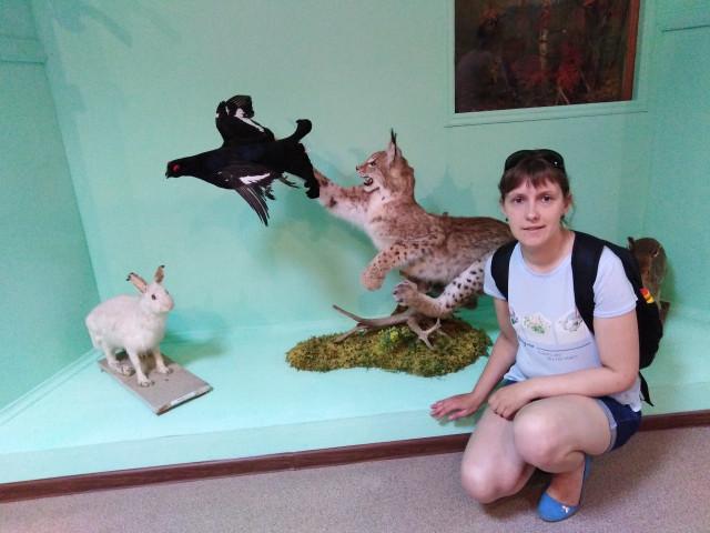 Рина, Россия, Весьегонск, 34 года