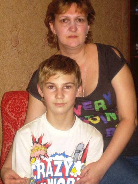 Светлана, Россия, Заволжск, 51 год