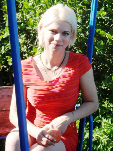 Алина, Россия, Орёл, 32 года