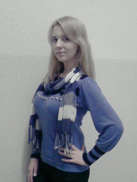 Оксана, Россия, Москва, 27 лет