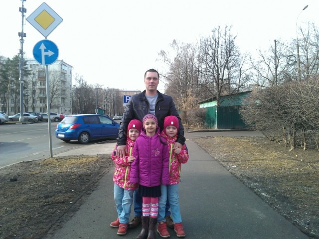 Максим, Россия, Железнодорожный, 37 лет
