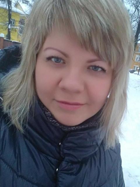 Юлия, Москва, м. Выхино, 40 лет