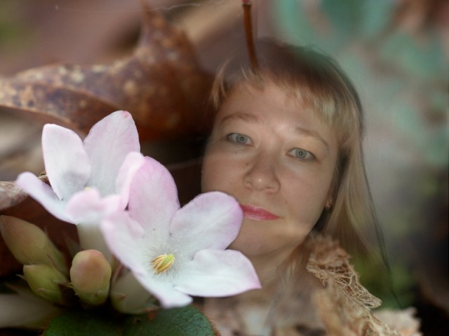Людмила, Россия, Рыбинск, 45 лет