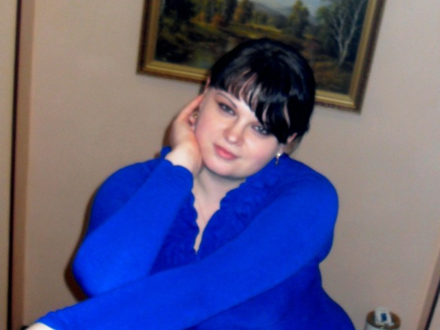 Елена, Россия, Руза, 37 лет