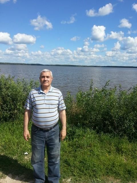 Николай, Москва, м. Бульвар Рокоссовского, 64 года, 5 детей. Хочу найти женщину для семьи.