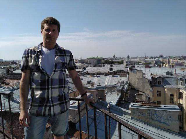 Роман, Россия, Егорьевск, 42 года