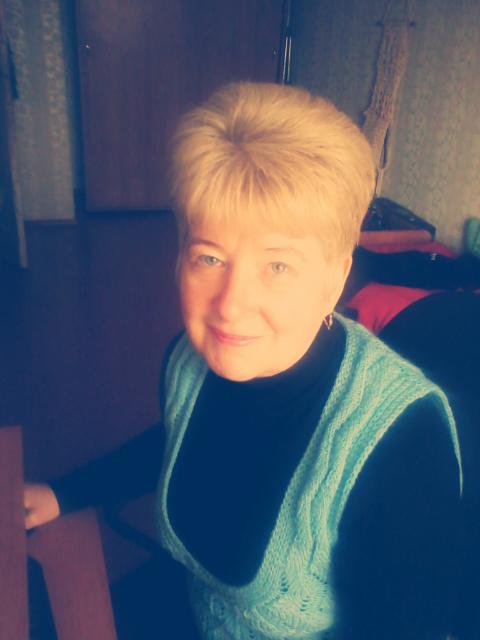 Ольга, Россия, Дорогобуж, 59 лет
