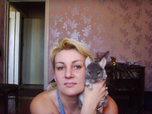 Марина, Россия, Кремёнки, 41 год