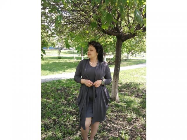 Евгения, Россия, Волоконовка, 44 года