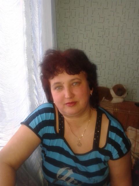 Светлана, Россия, Павловская Слобода, 54 года