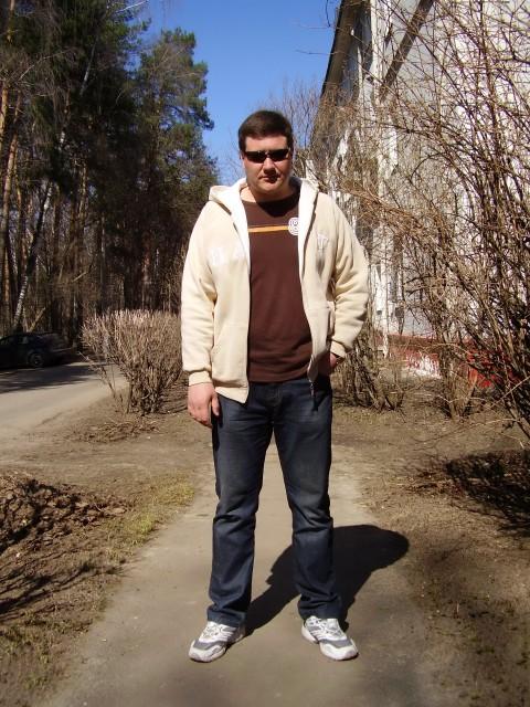 Юрий, Россия, Монино, 39 лет