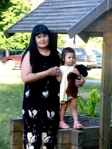 Мать-одиночка с 2 детьми желает познакомиться. Литва, Висагинас, Elena