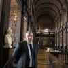 Ирландия. Старинная библиотека в Дублине.