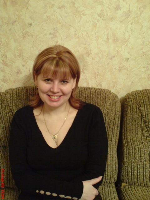 Светлана, Россия, Данилов, 43 года