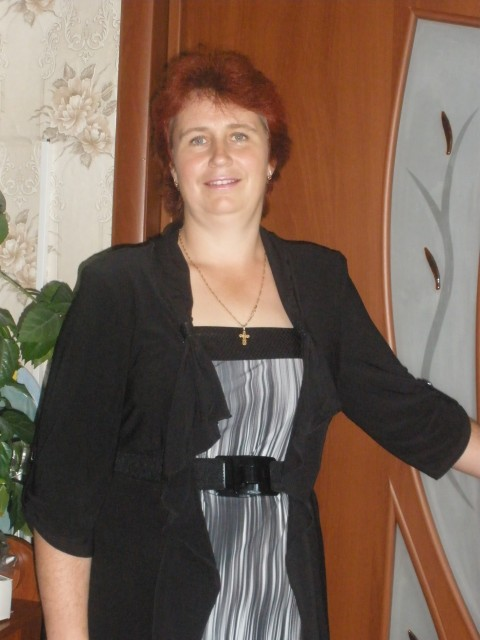 Жанна, Россия, Приволжск, 46 лет