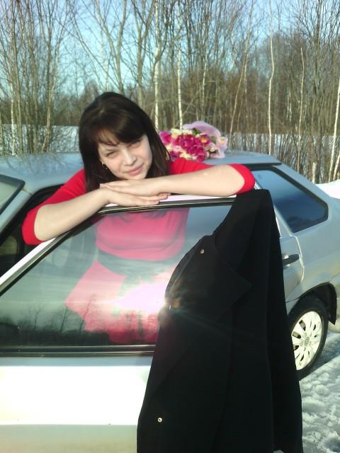 Алёна, Россия, Мышкин, 28 лет