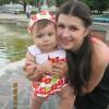 Знакомство с матерью-одиночкой c ребенком. Украина, Шостка, Нина