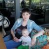 Евгения, Москва, м. ВДНХ, 33 года, 1 ребенок. Хочу найти Уверенного в себе, симпатичного, с чувством юмора мужчину, с которым можно поговорить обо всем.  *