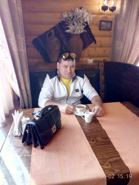 Sergei, Россия, Москва, 49 лет