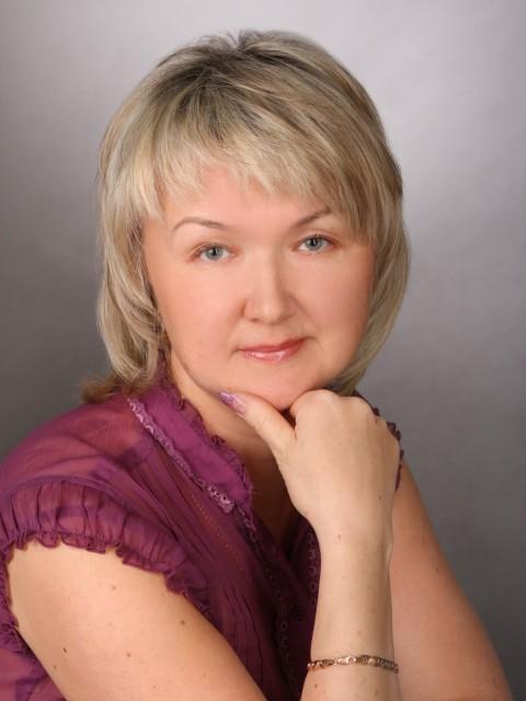 Светлана, Россия, Железнодорожный, 46 лет