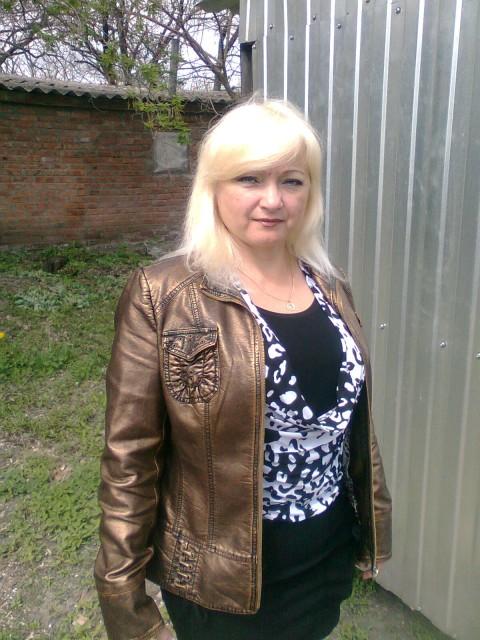 оля, Россия, Белая Глина, 47 лет