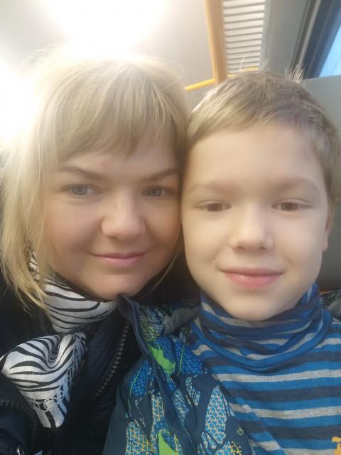 Сладкая, Москва, м. Бабушкинская, 36 лет