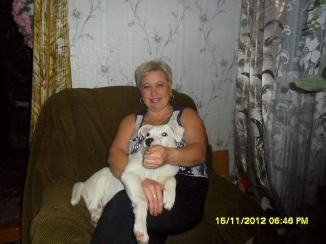 марина, Россия, Губкин, 44 года