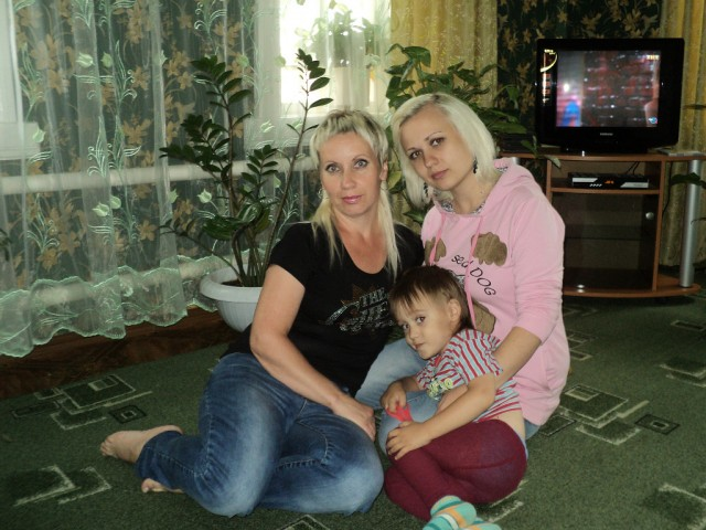 Ольга, Россия, Злынка, 51 год