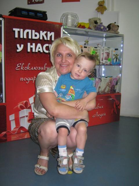 Валентина, Украина, Червоноград, 43 года