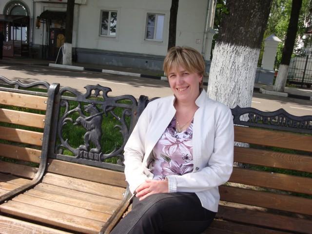 Оксана, Россия, Струнино, 40 лет